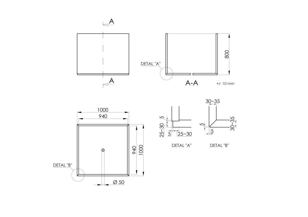 Technisches Zeichnen - Adamo