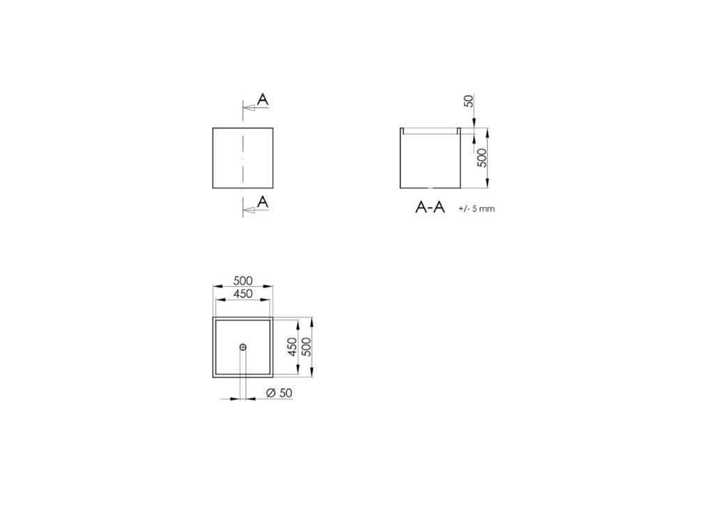 Technisches Zeichnen - Alessio 1