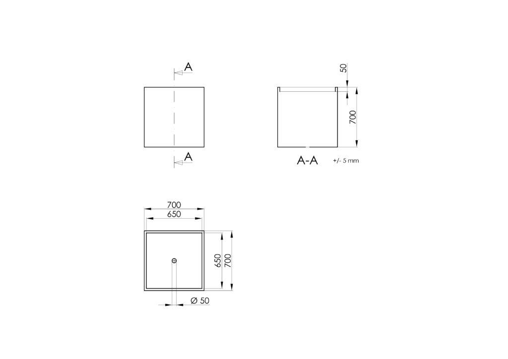Technisches Zeichnen - Alessio 3