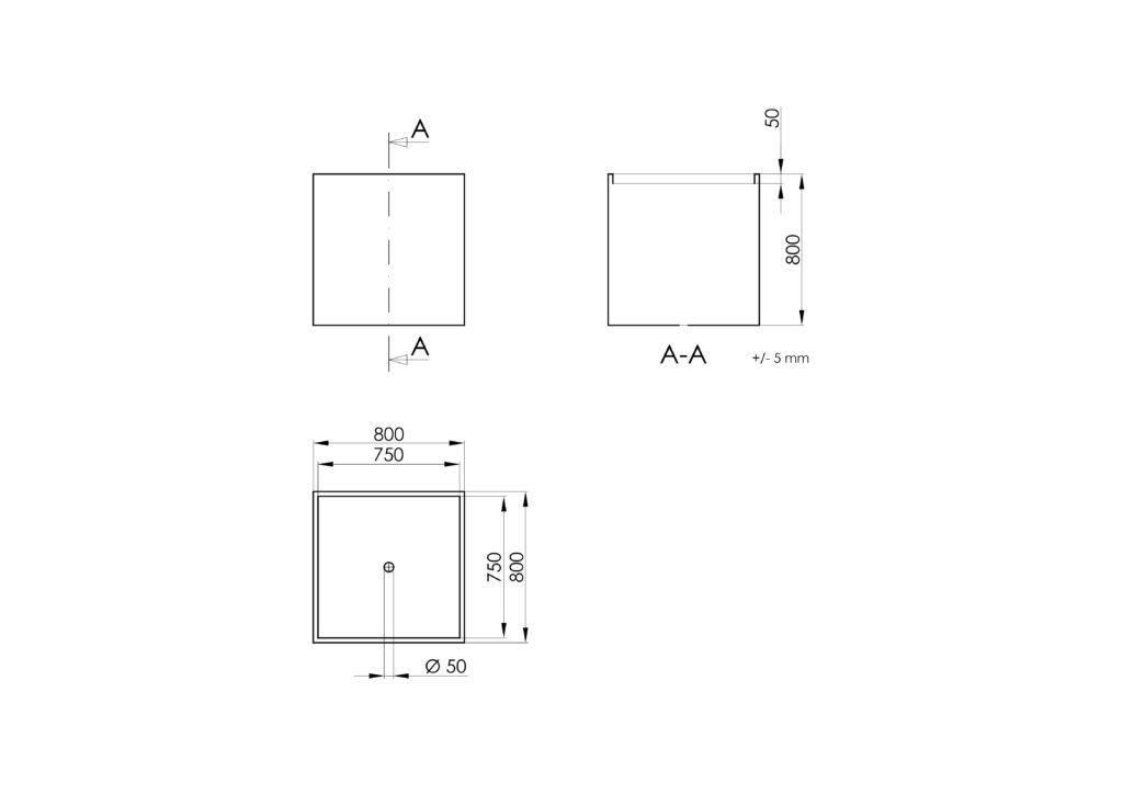 Technisches Zeichnen - Alessio 4