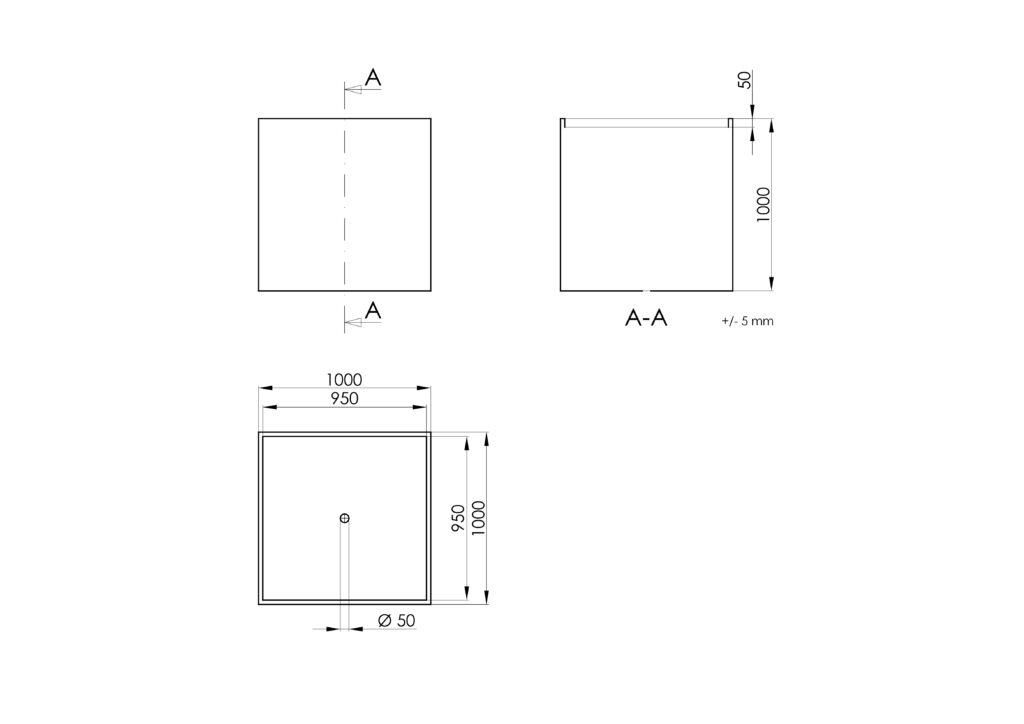 Technisches Zeichnen - Alessio 6