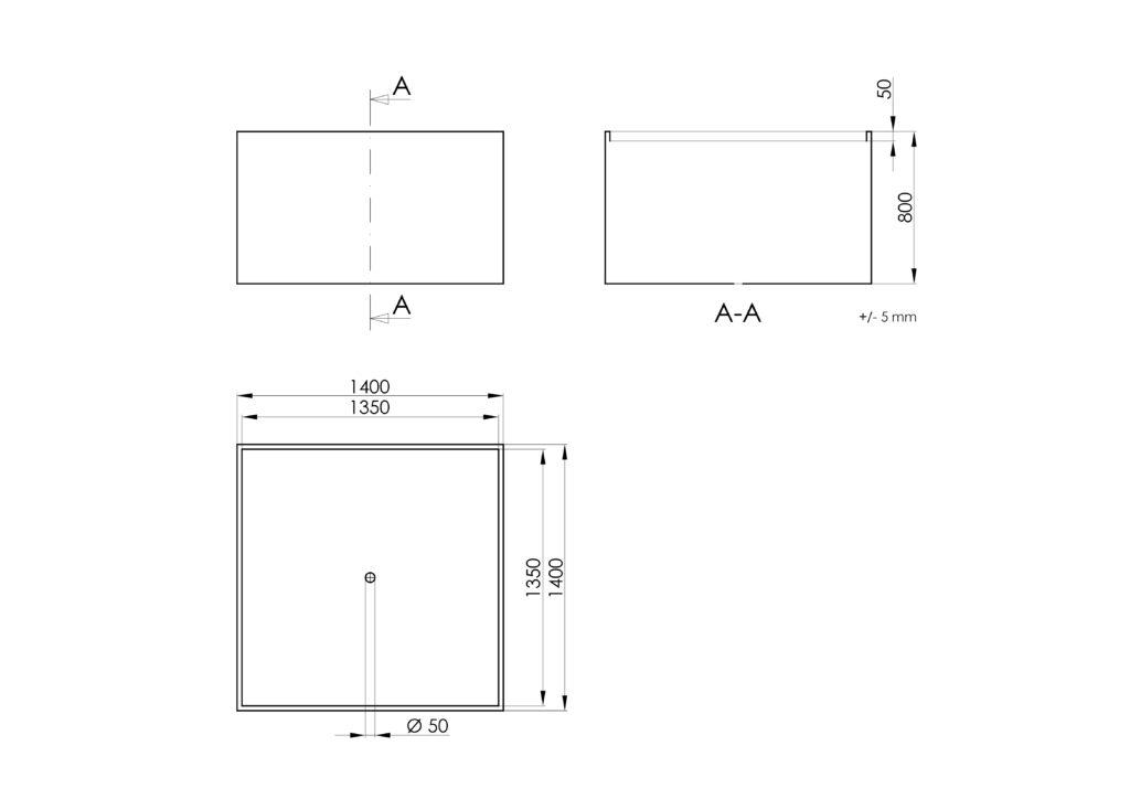 Technisches Zeichnen - Alessio 8