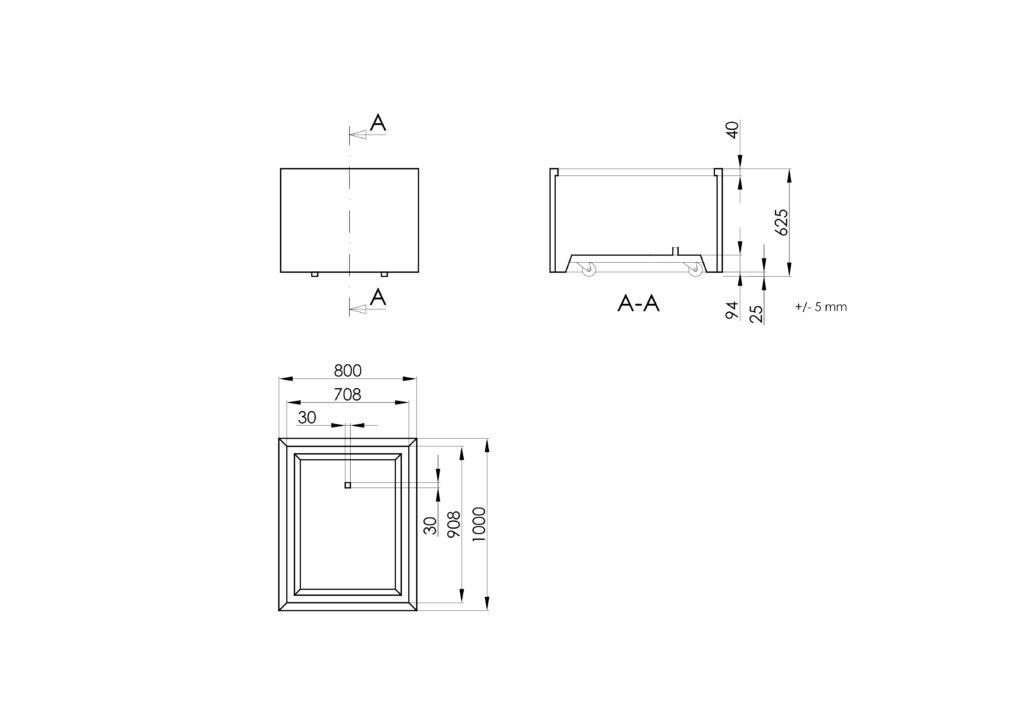 Technisches Zeichnen - Fabio Mobile