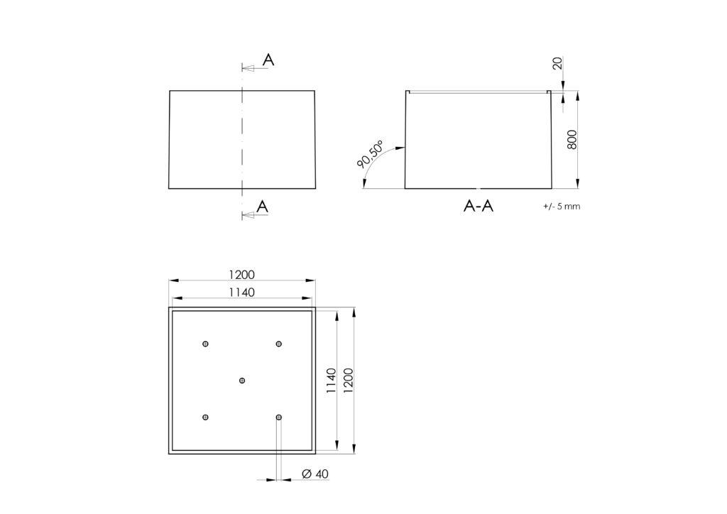 Technisches Zeichnen - Marco 10