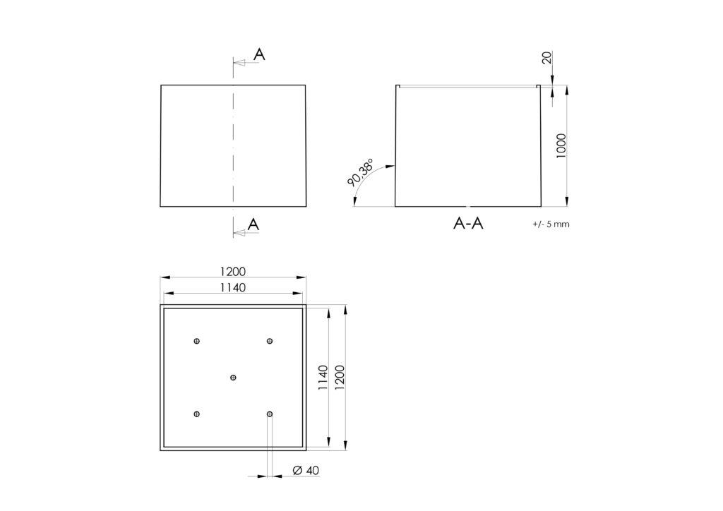 Technisches Zeichnen - Marco 11