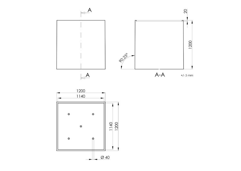 Technisches Zeichnen - Marco 12