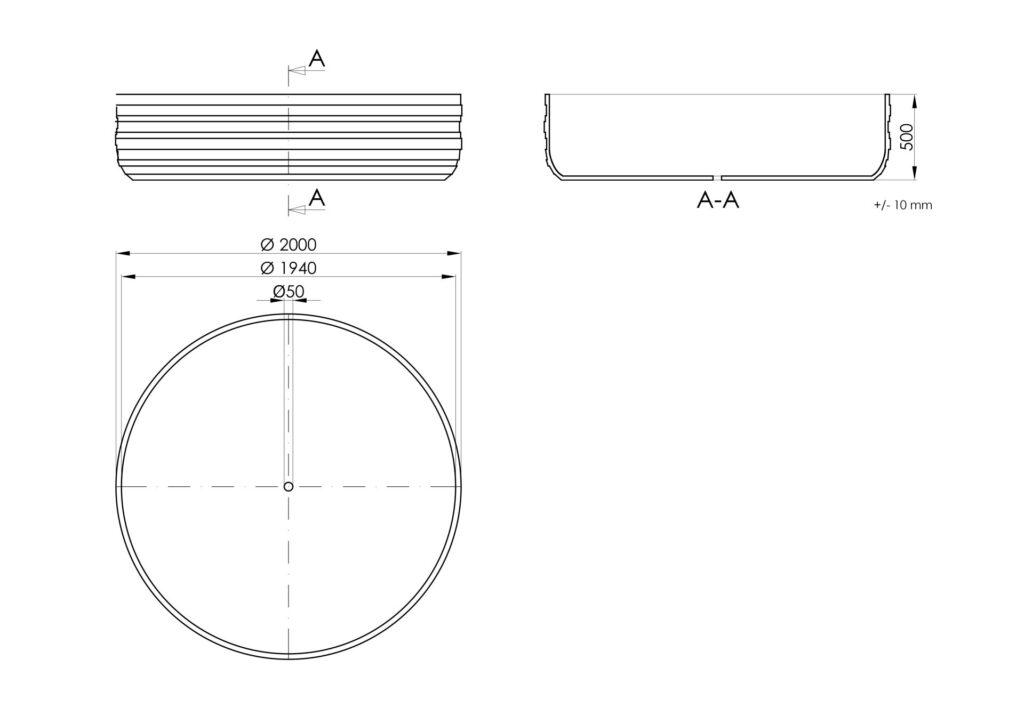 Technisches Zeichnen - MoltoGrande