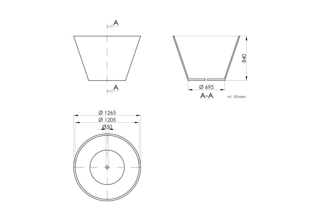 Technisches Zeichnen - Pietro