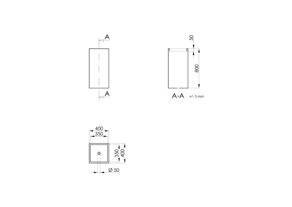 Technisches Zeichnen - Vittorio 1