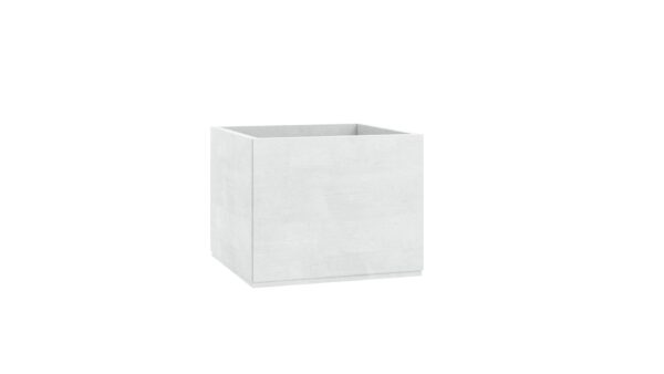 beton pflanzkübel rechteckig model alice weiss