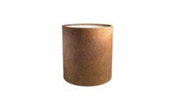 blumenkübel metall rost model vaso 3