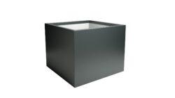 blumenkasten aluminium model alessio 5