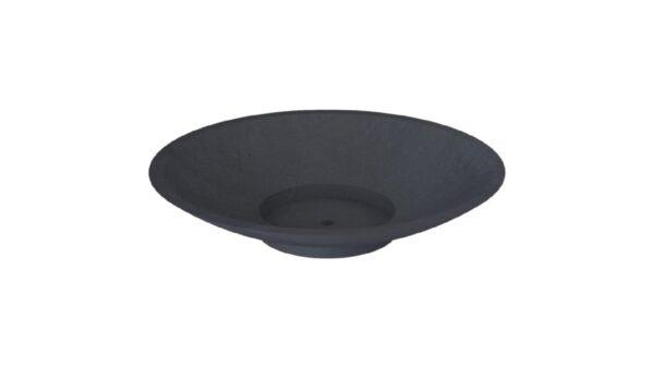 blumenschale model agnese schwarz
