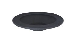 große blumenschalen model matteo ring schwarz