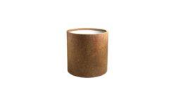 rostige blumenkübel model vaso 2