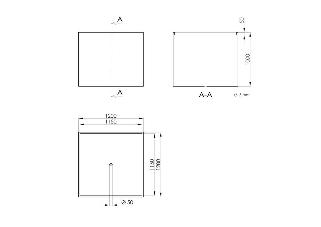 Technisches Zeichnen - Alessio 10