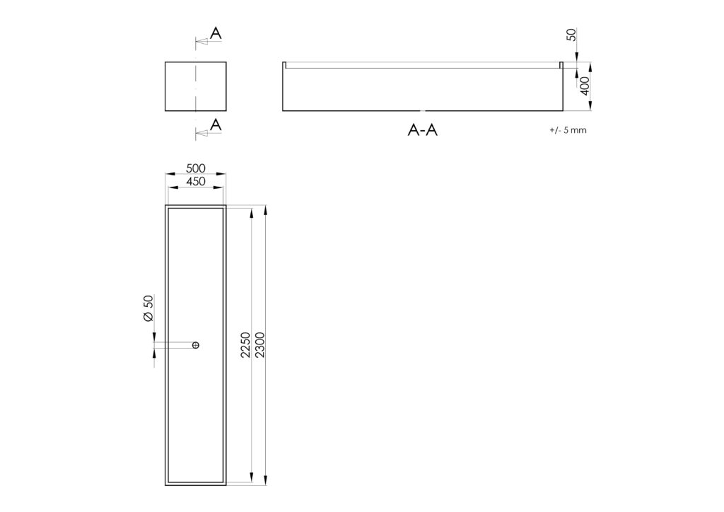 Technisches Zeichnen - Alessio 9