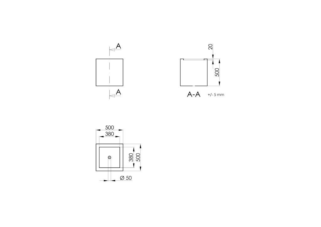 Technisches Zeichnen - Antonio 2