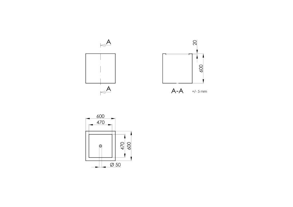 Technisches Zeichnen - Antonio 3