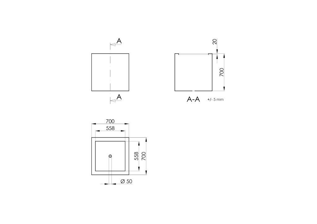 Technisches Zeichnen - Antonio 4