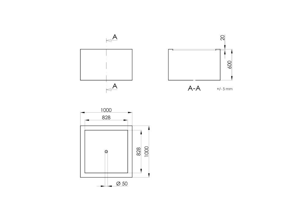 Technisches Zeichnen - Antonio 7