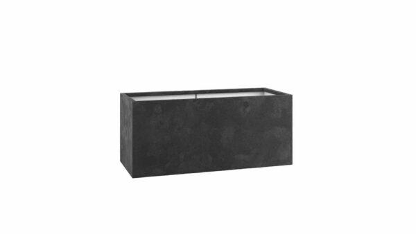 blumenkübel betonoptik model enzo