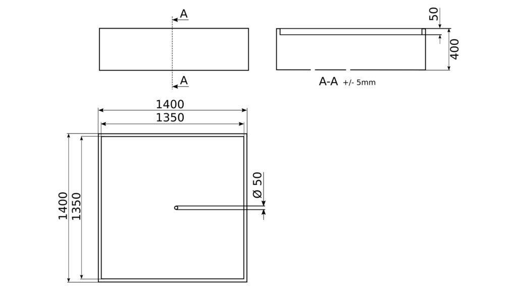 Technisches Zeichnen - Alessio 16