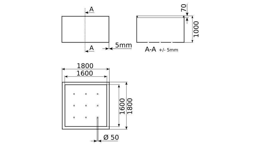 Technisches Zeichnen - Alessio 17