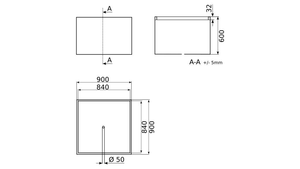 Technisches Zeichnen - Cubi 14