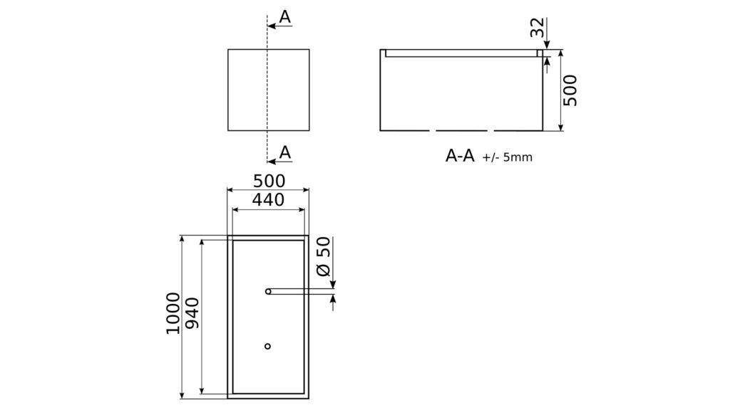 Technisches Zeichnen - Cubi 15