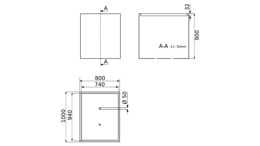 Technisches Zeichnen - Cubi 16