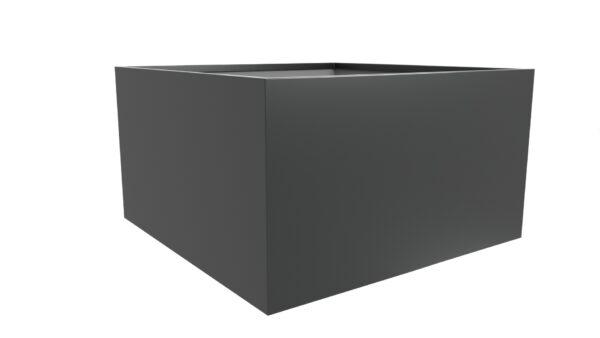 pflanzkübel aluminium model Alessio 17